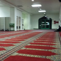 Photo taken at Islamic Society of Orange County by A B. on 1/7/2014
