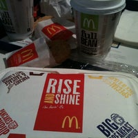 Photo taken at McDonald's by Lorelei G. on 10/7/2012