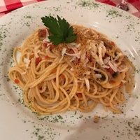 Photo taken at Osteria Stromboli by Helder C. on 4/7/2017