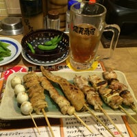 Photo taken at 備長扇屋 港北新羽店 by Masakazu U. on 6/4/2015