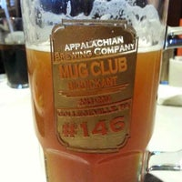 Photo taken at Appalachian Brewing Company by Anthony C. on 8/17/2013