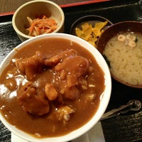Photo taken at 丸の内 旬・彩・食・房~雅~ by inkznr on 2/13/2013
