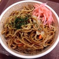 Photo taken at Sukiya by inkznr on 5/3/2013