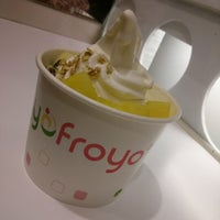 Photo taken at YoFroyo by Dennis on 12/29/2012