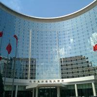 Photo taken at Grand Hyatt Beijing by Dennis on 5/4/2014