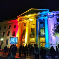 Photo taken at Sproul Plaza by Dennis on 2/2/2017