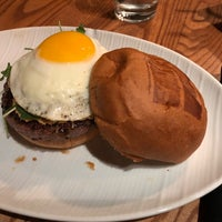 Photo taken at Umami Burger by Dennis on 8/18/2018