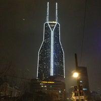 Photo taken at Le Royal Méridien Shanghai | 上海世茂皇家艾美酒店 by Dennis on 1/16/2013