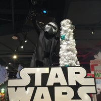 Photo taken at Disney Store by Jac on 12/12/2015