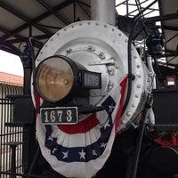 Photo taken at Locomotive 1673 by Jac on 4/18/2014