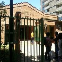 Photo taken at Iglesia Adventista Del 7° Dia Refugio Divino by Juan pablo F. on 2/1/2014