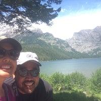 Photo taken at Phelps Lake by Yui K. on 6/19/2015