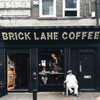 Photo taken at Brick Lane Brasserie by Esha H. on 8/19/2015