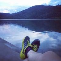 Photo taken at BangWard Dam by Wichien J. on 12/21/2012