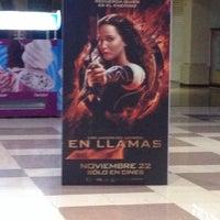 Photo taken at Cinépolis by Emilio G. on 11/22/2013