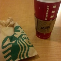Photo taken at Starbucks by hannah D. on 12/26/2012