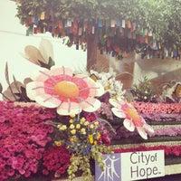 Photo taken at Rosemont Pavilion - Pasadena Tournament Of Roses Association® by Jason A. on 12/31/2013