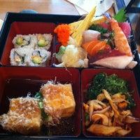 Photo taken at Sushi Zushi by Harumi M. on 2/28/2013