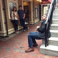 Photo taken at Brattle Theatre by Scott S. on 6/14/2013