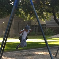 Photo taken at Cameron Park by Piedad-Christina S. on 11/25/2012