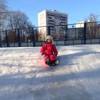 Photo taken at Школа #541 by stoler on 1/25/2014