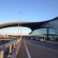 Photo taken at Terminal D by Ilya B. on 7/18/2013
