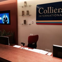 Photo taken at Colliers International by Ilya B. on 11/7/2013