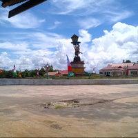 Photo taken at Simpang Sangu by Suriansyah on 4/30/2014