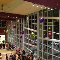 Photo taken at Southern Kentucky Performing Arts Center (SKyPAC) by Sara S. on 12/19/2012