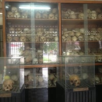 Photo taken at Tuol Sleng Genocide Museum by Ian L. on 5/13/2013