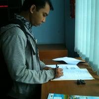 Photo taken at Kantor Imigrasi Kelas II Dumai by Ian L. on 2/5/2013