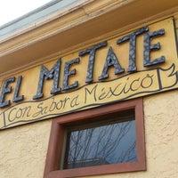 Photo taken at El Metate by William D. on 2/8/2013