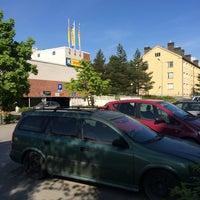 Photo taken at K-market Männistö by Eemil V. on 5/24/2016