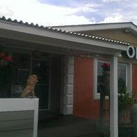 Photo taken at Zorba's Island Bar Restaurant by Jon W. on 5/6/2013