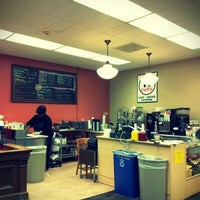 Photo taken at R Cafe @ Milw Public Library by Gary T. on 12/20/2012
