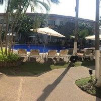 Foto tomada en Plaza Pelicanos Club Beach Resort por Lialy C. el 8/26/2017
