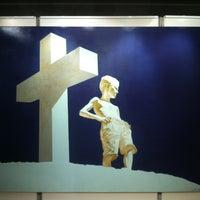 Снимок сделан в Новый музей пользователем Demetrio V. 3/23/2013