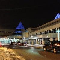 Photo taken at Khanty-Mansiysk International Airport (HMA) by Денис on 10/24/2012