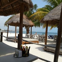 Photo taken at Temptation Resort & Spa Cancun by Rafael T. on 4/12/2013