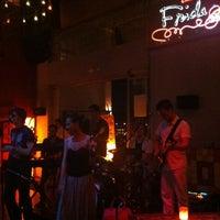 Photo taken at Cantina de Frida by Gokmen K. on 7/25/2013