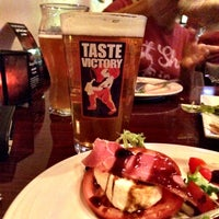 Photo taken at Tuscany Brewhouse by Christian B. on 4/19/2015