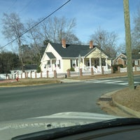Photo taken at Cheraw, South Carolina by Lee A. on 12/31/2012