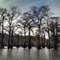 Photo taken at Caddo Lake State Park by Сестра Х. on 1/27/2017
