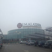Photo taken at Ipercoop I Malatesta by Oksy M. on 1/2/2013