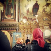 Foto tomada en Успенское подворье монастыря Оптина пустынь por Екатерина Л. el 5/7/2013