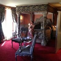 Снимок сделан в Coombe Abbey Hotel пользователем Fredrik W. 7/14/2013