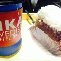 Photo taken at FIKA Swedish Coffee Break by S5un on 1/6/2015