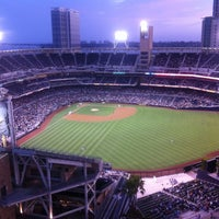 Photo taken at Petco Park by Sergey N. on 7/10/2013