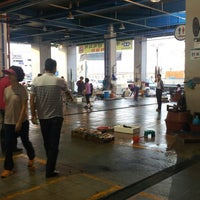 Photo taken at Seafood Auction Market by Marcel K. on 7/10/2013