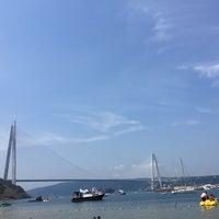 Photo taken at Poyrazköy Sahil by nursel k. on 8/6/2017